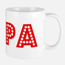 Retro Napa (Red) Mug