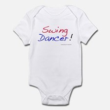 All Swing Dances Infant Bodysuit