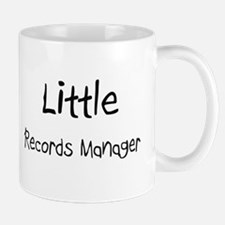 Little Records Manager Mug