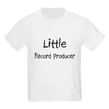 Little Record Producer T-Shirt