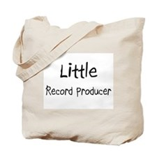 Little Record Producer Tote Bag