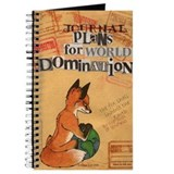 Fox Journals & Spiral Notebooks