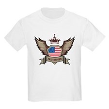 American Taxi Driver T-Shirt
