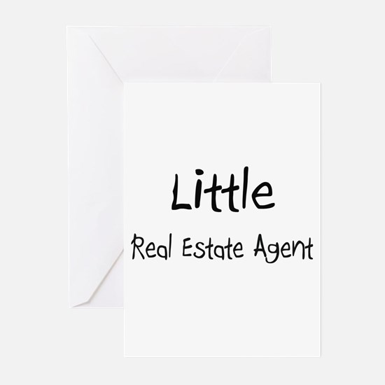 Little Real Estate Agent Greeting Cards (Pk of 10)