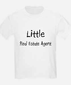 Little Real Estate Agent T-Shirt