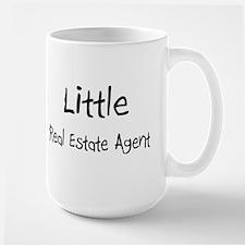 Little Real Estate Agent Mug
