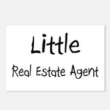 Little Real Estate Agent Postcards (Package of 8)