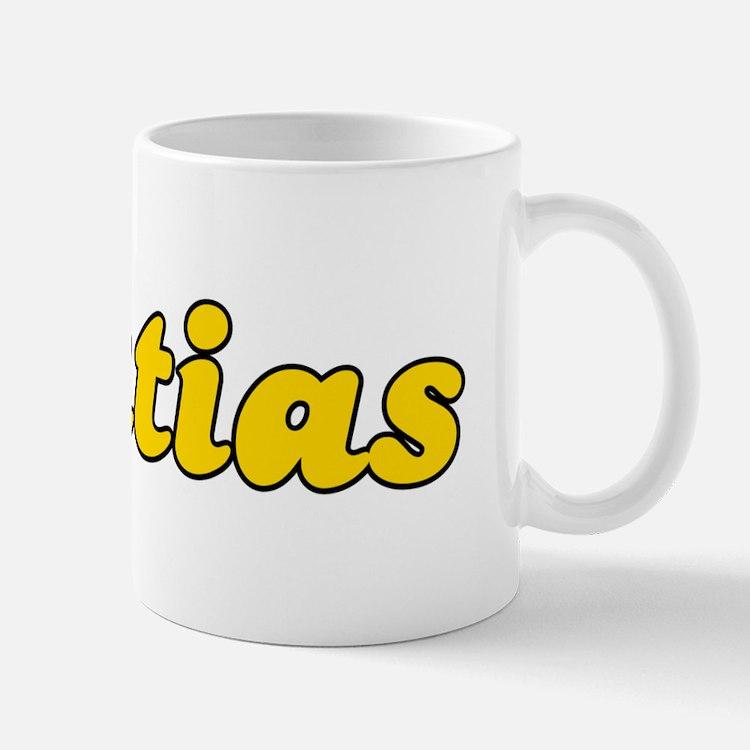Retro Matias (Gold) Mug