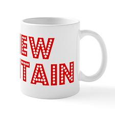 Retro New Britain (Red) Mug