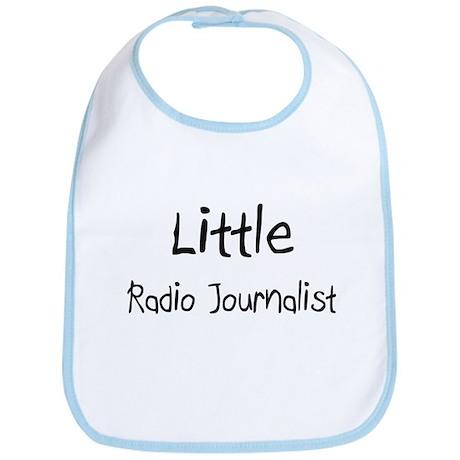 Little Radio Journalist Bib