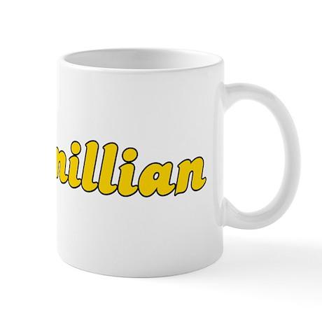 Retro Maximillian (Gold) Mug