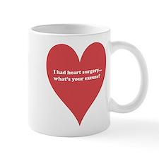 I had heart surgery, what's y Mug