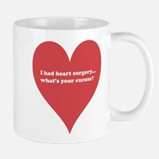I had heart surgery, what's y Mug