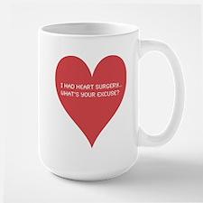 I had heart surgery, what's y Ceramic Mugs