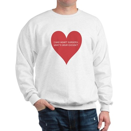 I had heart surgery, what's y Sweatshirt