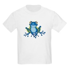 BLUE TREE FROG - T-Shirt