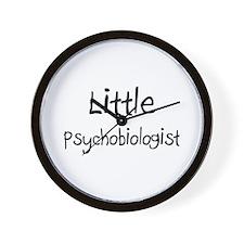 Little Psychobiologist Wall Clock