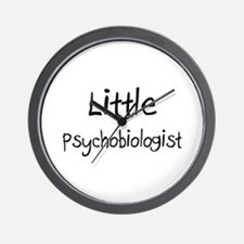 Little Psychobiologist Wall Clock