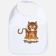 Cute Tiger cub Bib