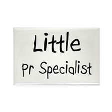 Little Pr Specialist Rectangle Magnet