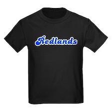 Retro Redlands (Blue) T