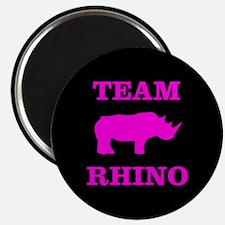 Team Rhino Shirt Magnet