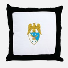 JOINT-CHIEFS-OF-STAFF-CHAIR Throw Pillow