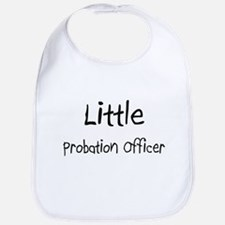Little Probation Officer Bib