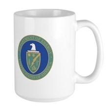 ENERGY-DEPARTMENT-SEAL Mug