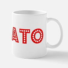 Retro Novato (Red) Mug