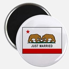 California Gay Marriage Magnet