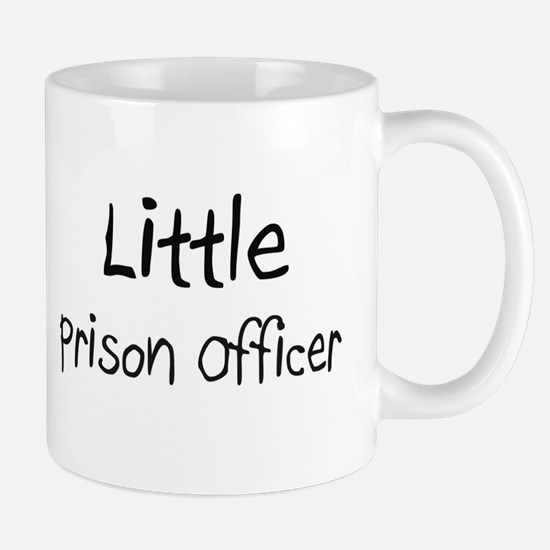 Little Prison Officer Mug