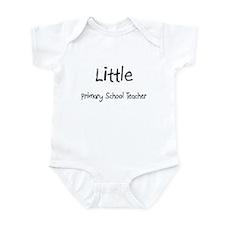 Little Primary School Teacher Infant Bodysuit