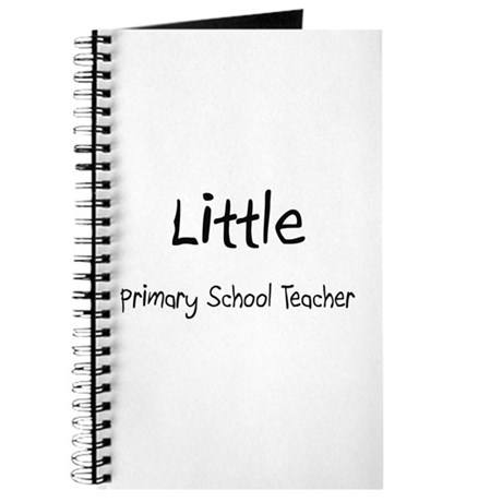 Little Primary School Teacher Journal