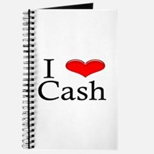 I Heart Cash Journal