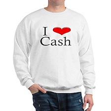 I Heart Cash Sweater