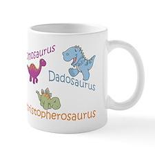 Mom, Dad, & Christopherosauru Mug