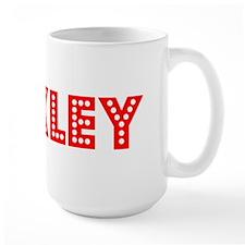 Retro Oakley (Red) Mug