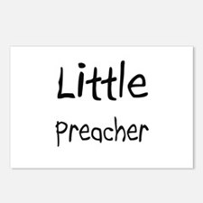 Little Preacher Postcards (Package of 8)