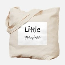 Little Preacher Tote Bag