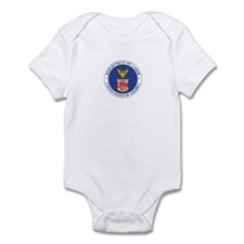 DEPARTMENT-OF-LABOR-SEAL Infant Bodysuit