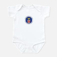 DEPARTMENT-OF-LABOR-SEAL Infant Bodysuit