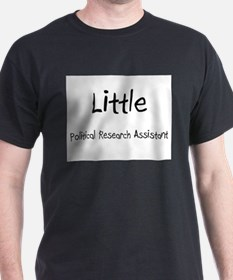 Little Political Research Assistant T-Shirt
