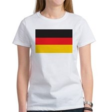 GERMANY Womens T-Shirt