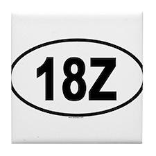 18Z Tile Coaster