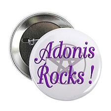 Adonis Rocks ! Button