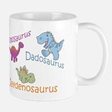 Mom, Dad, & Jaydenosaurus Mug