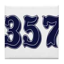 357 Tile Coaster