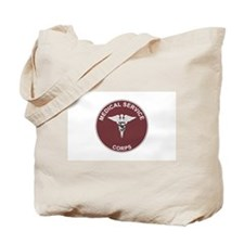 MEDICAL-SERVICE-CORPS Tote Bag