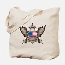 American Machinist Tote Bag